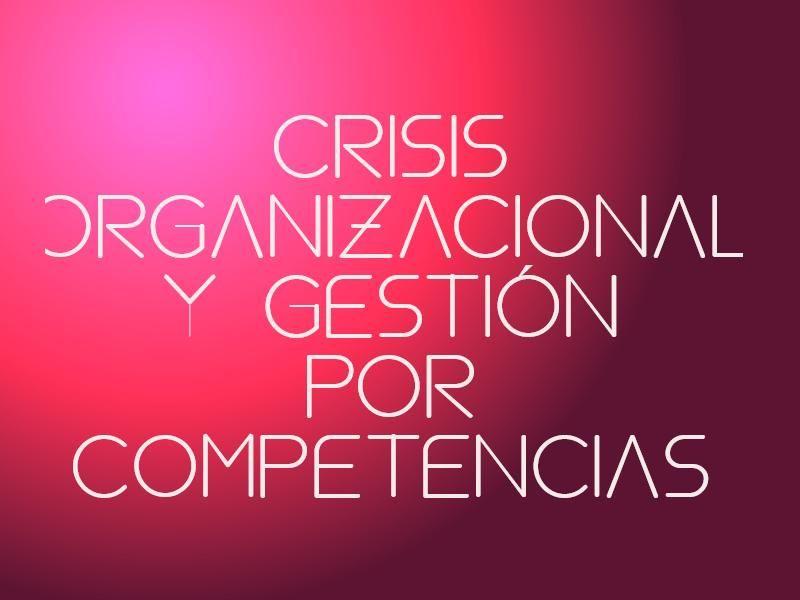 crisis organizacional