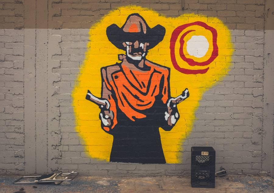graffiti callejero