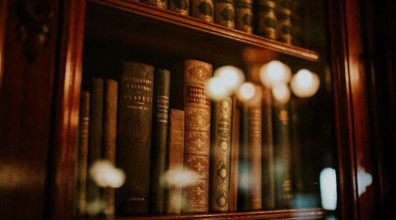 bibilioteca libros